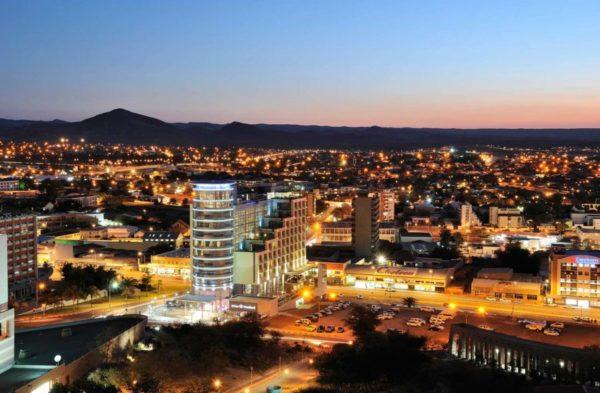 Республика Намибия
