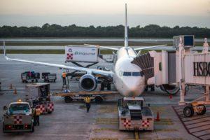 Риск поломки самолета всегда минимален
