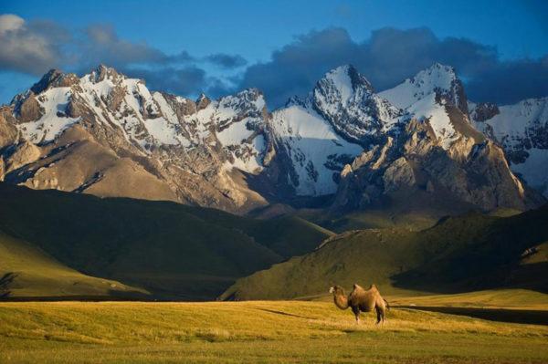 С Киргизией у России упрощённый режим взаимодействия