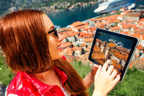 С национальной визой можно отдыхать в Черногории очень долго
