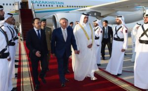 Форма правления Катара — абсолютная монархия, вместо Конституции — Шариат, но порядки порой европейские