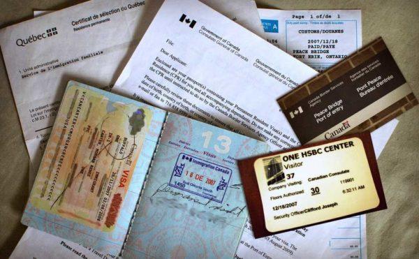 Советы по подготовке документов для иммиграции в Канаду