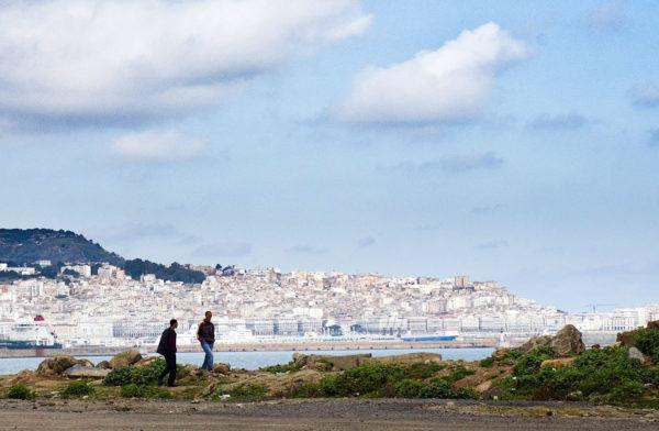 Столица Алжира тоже называется Алжир