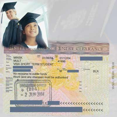 Студенческая виза делается более сложно, чем остальные