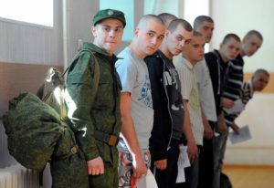 Судебное разбирательство, призыв в армию