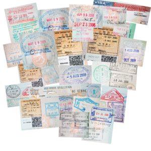 Типы шенгенских виз