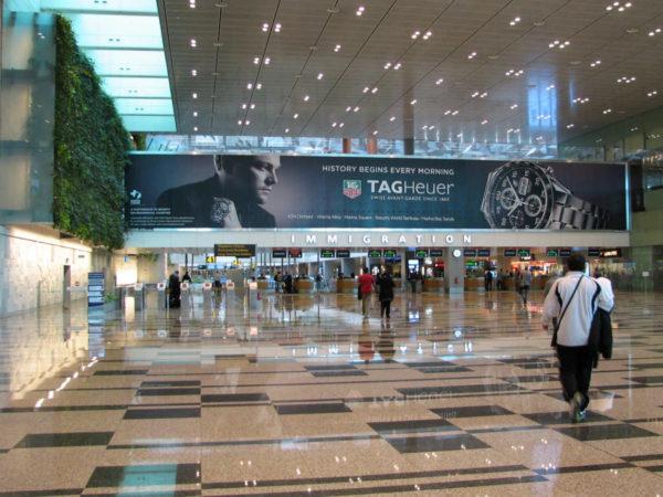 Транзитная виза выдается прямо в аэропорту