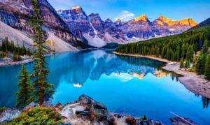 В Канаде есть озеро с самым длинным названием в мире - Pekwachnamaykoskwaskwaypinwanik Lake, что в переводе означает «Там, где ловят форель на удочку»