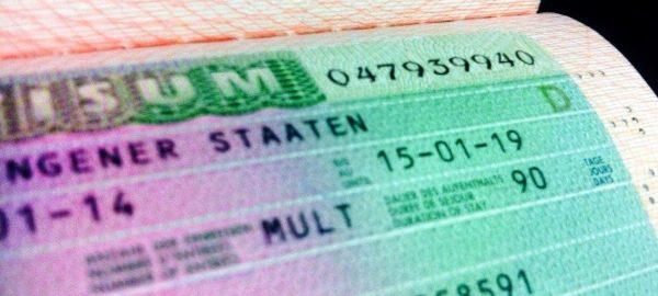 В 2016 году консульства Греции в России начали выписывать шенгенские визы сроком действия от трёх до пяти лет