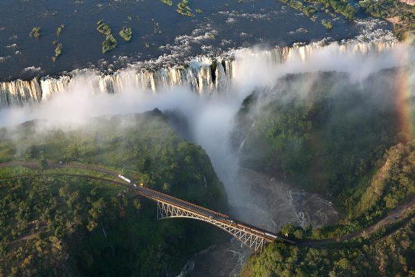 Водопад Виктория, Замбия