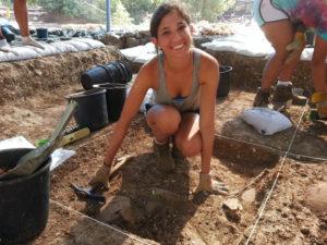 Волонтёры-археологи
