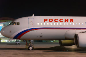 """ОАО """"Авиакомпания """"Россия"""""""