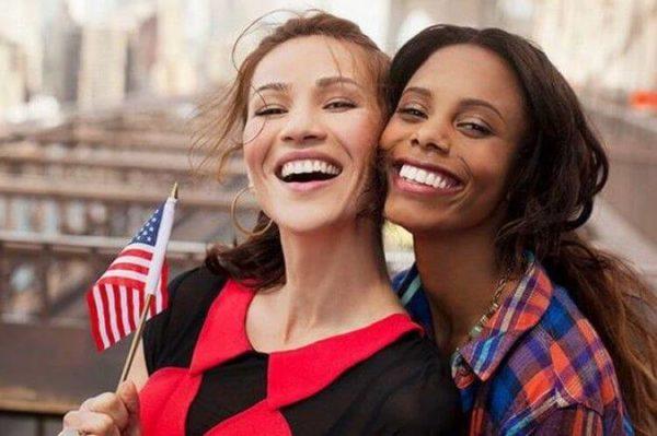У американцев часто встречаются проявления расизма, отсутствия толерантности