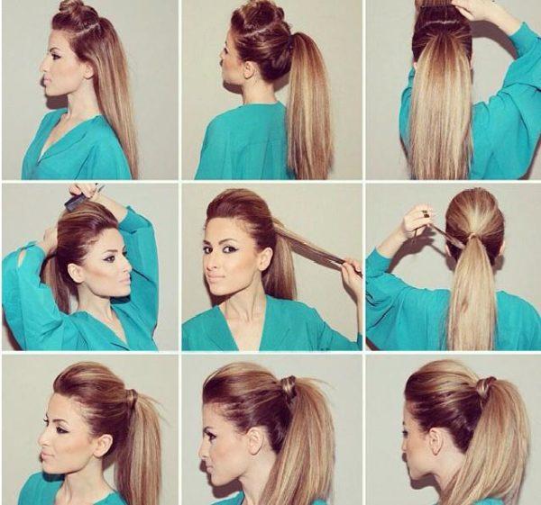 Выбирайте такую прическу, чтобы волосы не закрывали овал лица