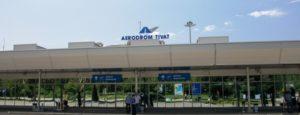 При вылете из Черногории взимается аэропортовый сбор - 15 евро