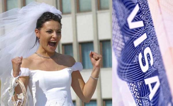 Неиммиграционная виза жениха/невесты К1 предназначена для иностранных граждан, планирующих заключить брак с гражданином США