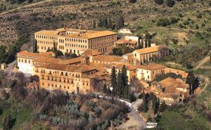Аббатство Сакромонте (Гранада)