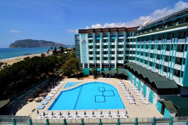 Ananas Hotel (Аланья, Турция)