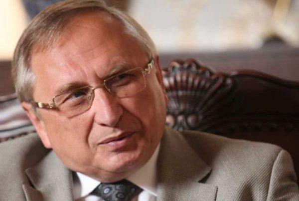 Чрезвычайный и Полномочный посол РФ в Республике Кипр Станислав Осадчий
