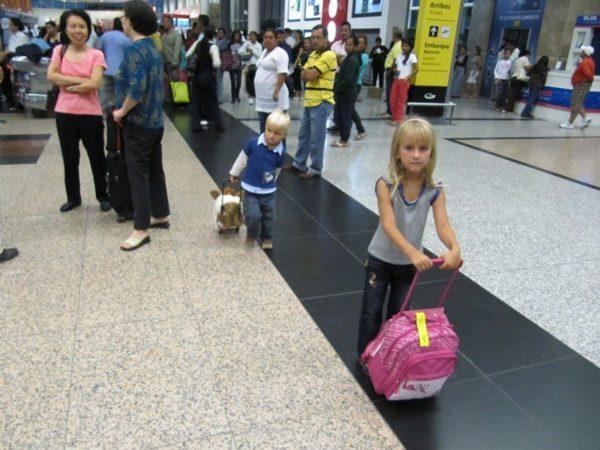 Детям до 6 лет визу предоставляют без оплаты сборов