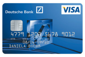 Deutsche Bank Visa Credit Card