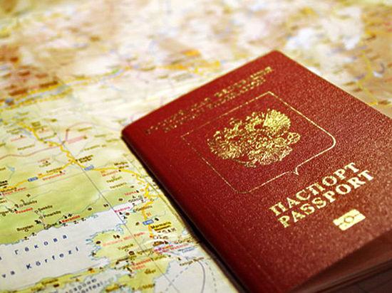 Для заполнения заявления на получение английской визы необходимо ввести данные загранпаспорта