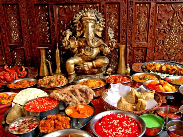 Индийская кухня разнообразна и необычна