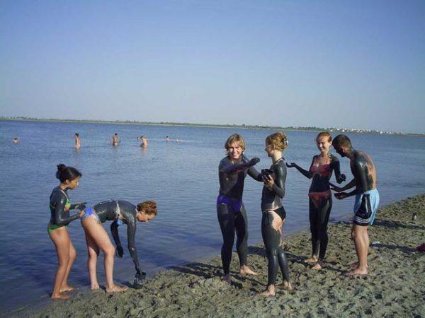 Исцеляющее Сакское озеро
