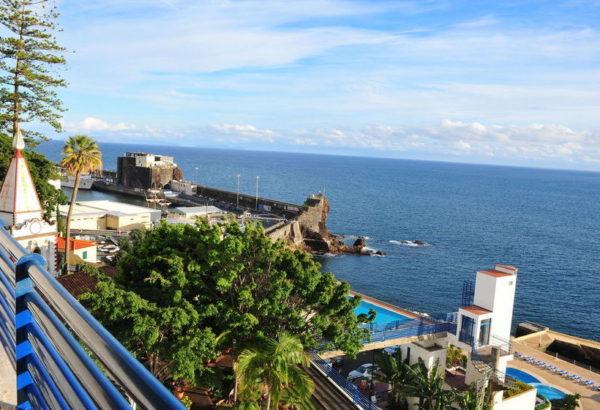 Курорт Мадейра