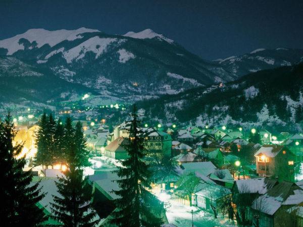 Курорты Черногории привлекают туристов зимой и летом