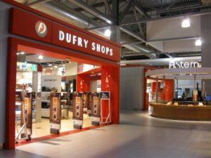 Магазин беспошлинной торговли duty-free