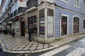 Магазины Лиссабона