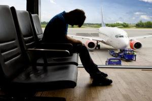 Мало приятного, когда из-за запрета на выезд вас не пустят в самолет