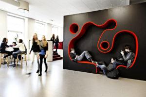 Современная школа Vittra Södermalm: ярко, весело, удобно (Швеция)