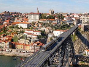 Мост Понте-де-Дона-Мария-Пиа