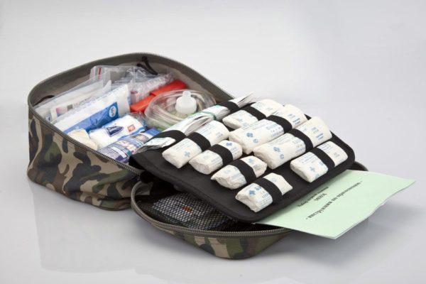 Набор первой медицинской помощи должен быть дополнен необходимыми лекарствами