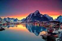 Норвегия — лучшее место на Земле