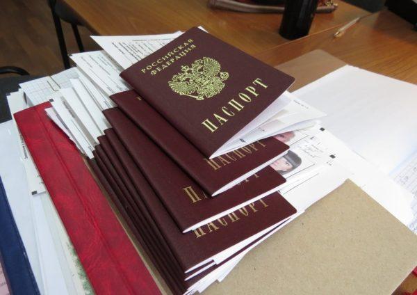 Новый паспорт изготавливают от 10 до 60 дней