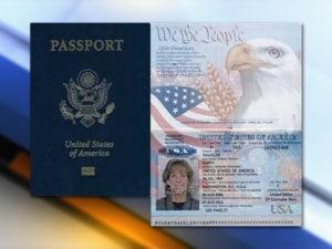 Нужно сделать ксерокопию заграничного паспорта