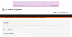 Официальный сайт Посольства Великобритании