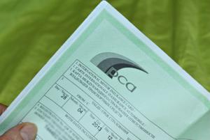 Оформить документ можно не более чем за 30 дней до поездки