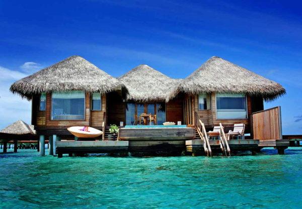 Отель Huvafen Fushi Resort, Мальдивы