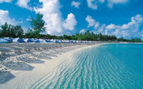 Пляж Багамы