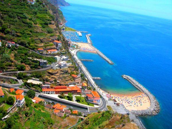 Пляж, Мадейра