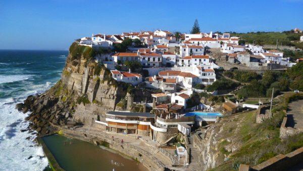 Португалия. Район Альфама
