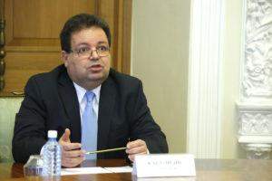 Посол Республики Кипр Георгиос Касулидис