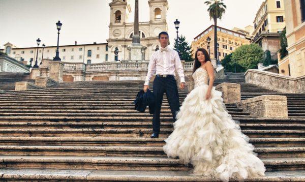 Процедура заключения брака в Италии максимально упрощена