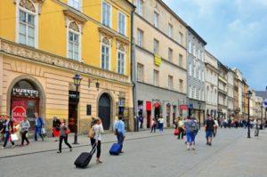 Проведите время в Польше, посетив различные магазины