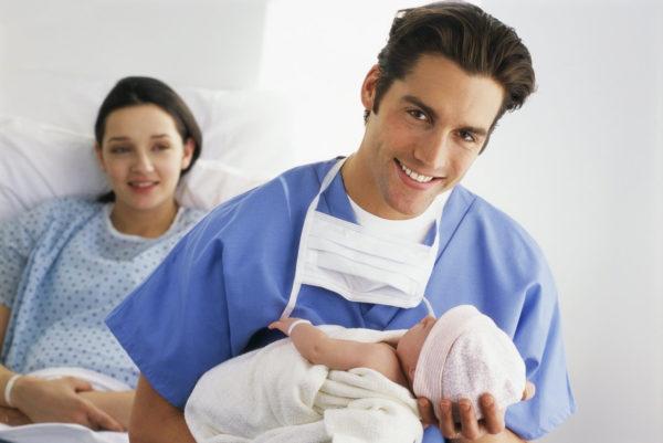 Рождение ребенка на территории Испании