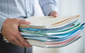 Соблюдайте правила подачи документов